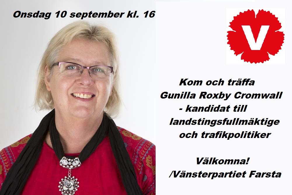 Gunilla-Roxby Cromwall Farsta